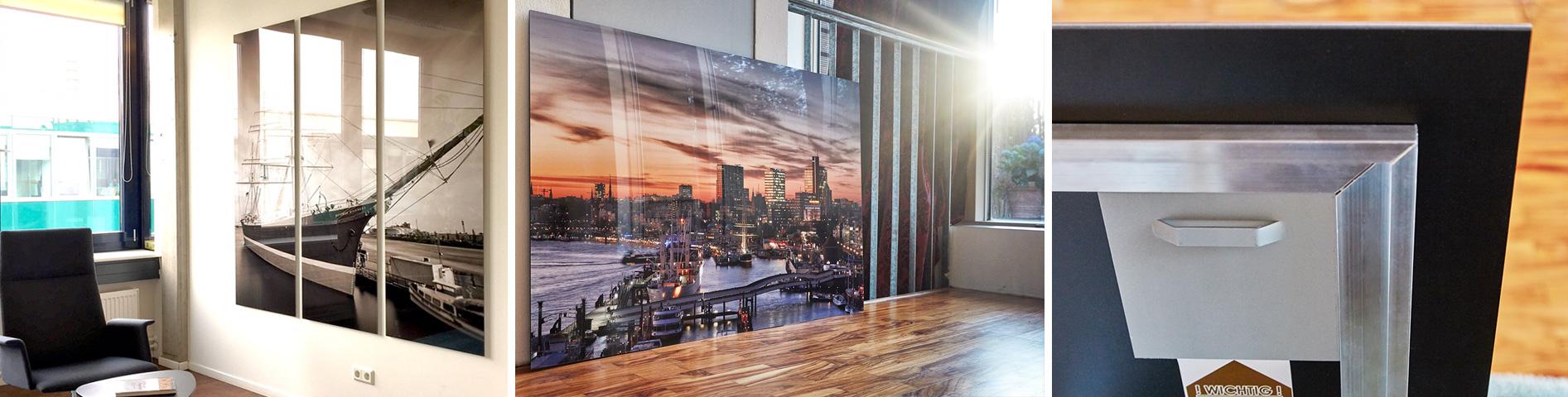 hamburg acrylglasbilder ihr glasbild auf alu dibond. Black Bedroom Furniture Sets. Home Design Ideas
