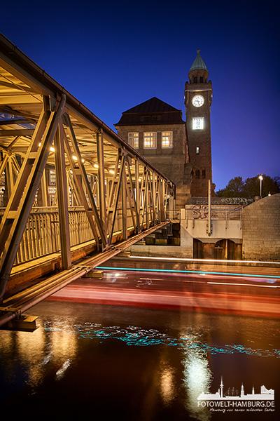 Hamburg Landungsbrücken Bilder Und Fotos Online Kaufen